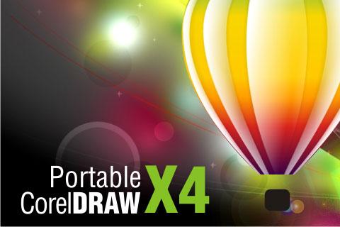 corel draw x4 portable kuyhaa